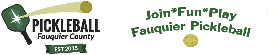 Fauquier County Pickleball Association
